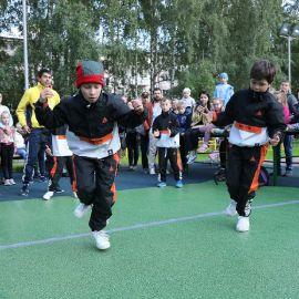 Детская площадка Раменское, ул.Коммунистической, дд.1-3, 2009 г._1