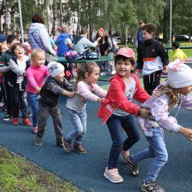 Детская площадка Раменское, ул.Коммунистической, дд.1-3, 2009 г._5