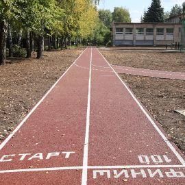 Открытие спортивной площадки в д. Юрово_2