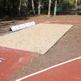 Открытие спортивной площадки в д. Юрово_3