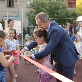 Детская площадка Раменское, ул. Серова, д. 51, 2019 г._1