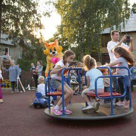 Детская площадка Раменское, ул. Серова, д. 51, 2019 г._2