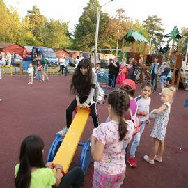 Детская площадка Раменское, ул. Серова, д. 51, 2019 г._8